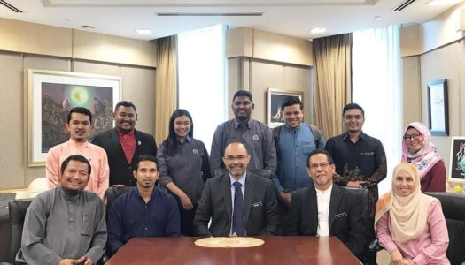 SESI KUNJUNG HORMAT MAJLIS BELIA MALAYSIA (MBM)