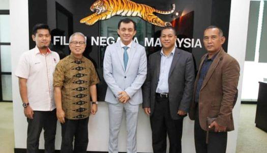 KUNJUNGAN BARISAN KEPIMPINAN UNIVERSITI MALAYSIA KELANTAN (UMK)