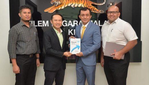 KERJASAMA STRATEGIK DUA HALA BERSAMA HUAWEI MALAYSIA