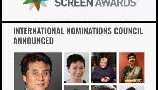 U-WEI HJSAARI NAMED AS ASIA PACIFIC SCREEN AWARDS INTERNATIONAL NOMINATIONS COUNCIL