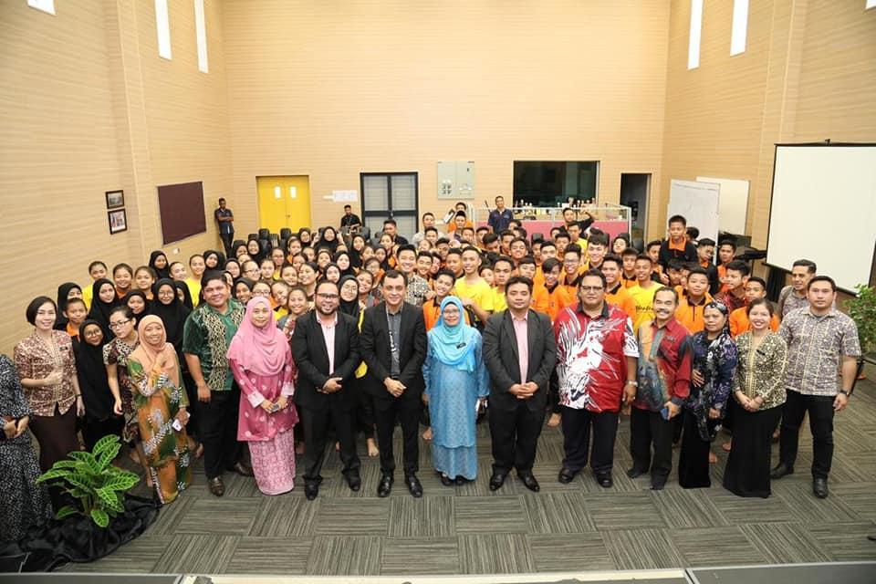 Finas Sekolah Seni Malaysia Sarawak Jana Potensi Kerjasama Pembangunan Modal Insan Generasi Pelapis Finas
