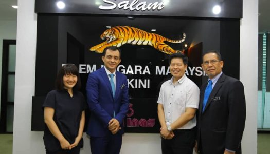 FINAS-SINGAPORE FILM COMMISSION TO STRENGTHEN STRATEGIC PARTNERSHIP