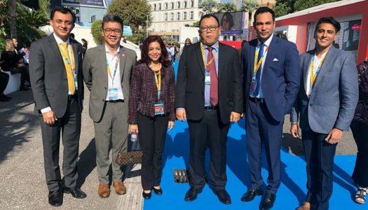 MISI PERDAGANGAN ANTARABANGSA MALAYSIA KE PROGRAM PASARAN KANDUNGAN AUDIOVISUAL GLOBAL MIPCOM 2019