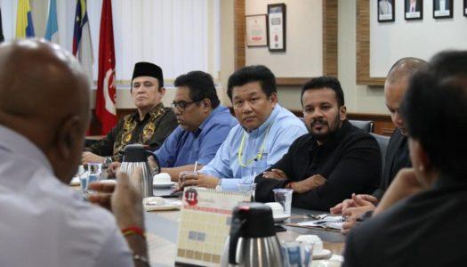 MESYUARAT SINERGI FINAS DAN PERSATUAN PENERBIT FILEM MALAYSIA (PFM)
