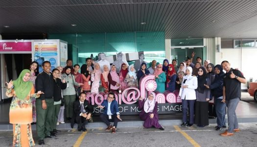 PROGRAM INTEGRASI ILMU DAN SINERGI INDUSTRI FINAS BERSAMA KEMENTERIAN PERTAHANAN MALAYSIA.