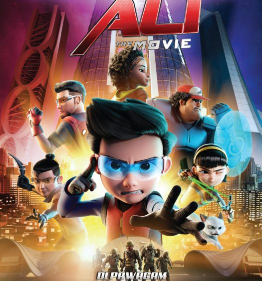 Ejen Ali The Movie
