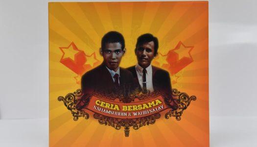 CERIA BERSAMA S. SHAMSUDDIN DAN WAHID SATAY