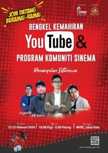 Bengkel Youtube FINAS 2