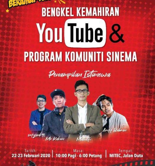 Bengkel Youtube FINAS 2