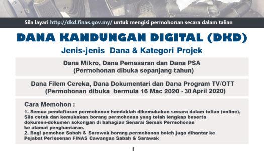 DANA KANDUNGAN DIGITAL (DKD) 2020
