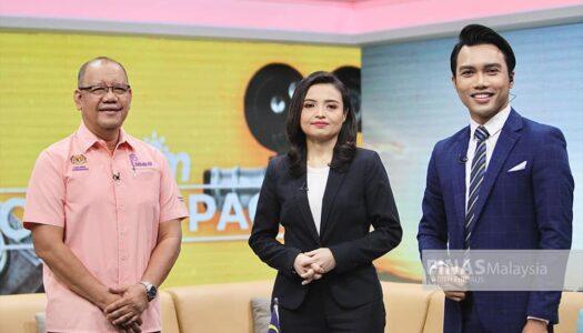 TEMU BUAL RANCANGAN SELAMAT PAGI MALAYSIA BERSAMA PENGERUSI FINAS