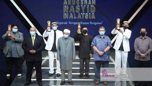 ANUGERAH NASYID MALAYSIA 2020( ANAM 2020)