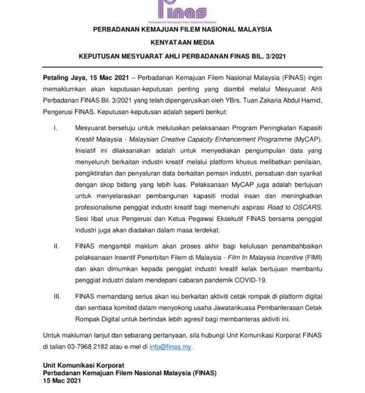 KENYATAAN MEDIA FINAS_KEPUTUSAN MESY. BIL. 3.2021-1