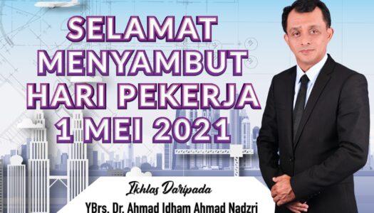 HARI PEKERJA 1 MEI 2021