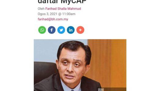 PROGRAM PENINGKATAN KAPASITI KREATIF MALAYSIA (MYCAP)